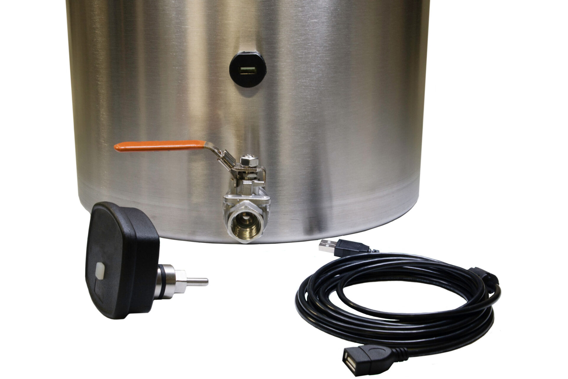 Digital Home Brewing Thermometer parts
