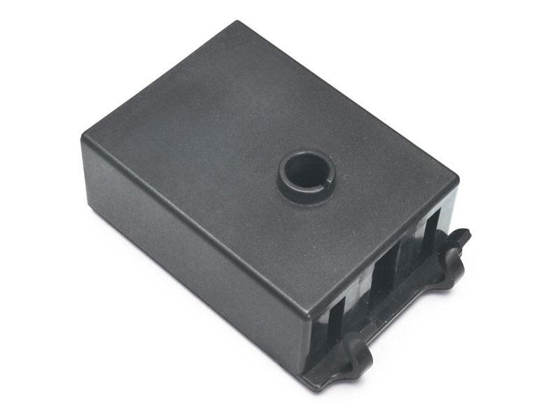 black plastic photometer