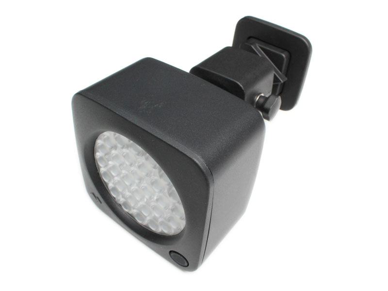 black LED light