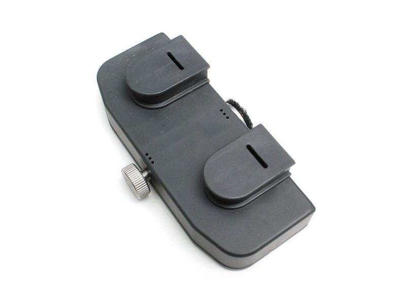 black plastic friction brake