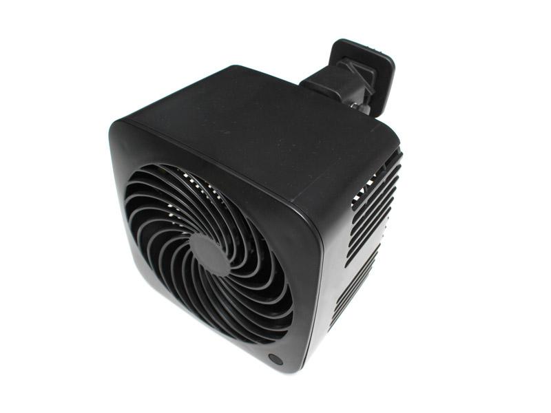 small black electric fan