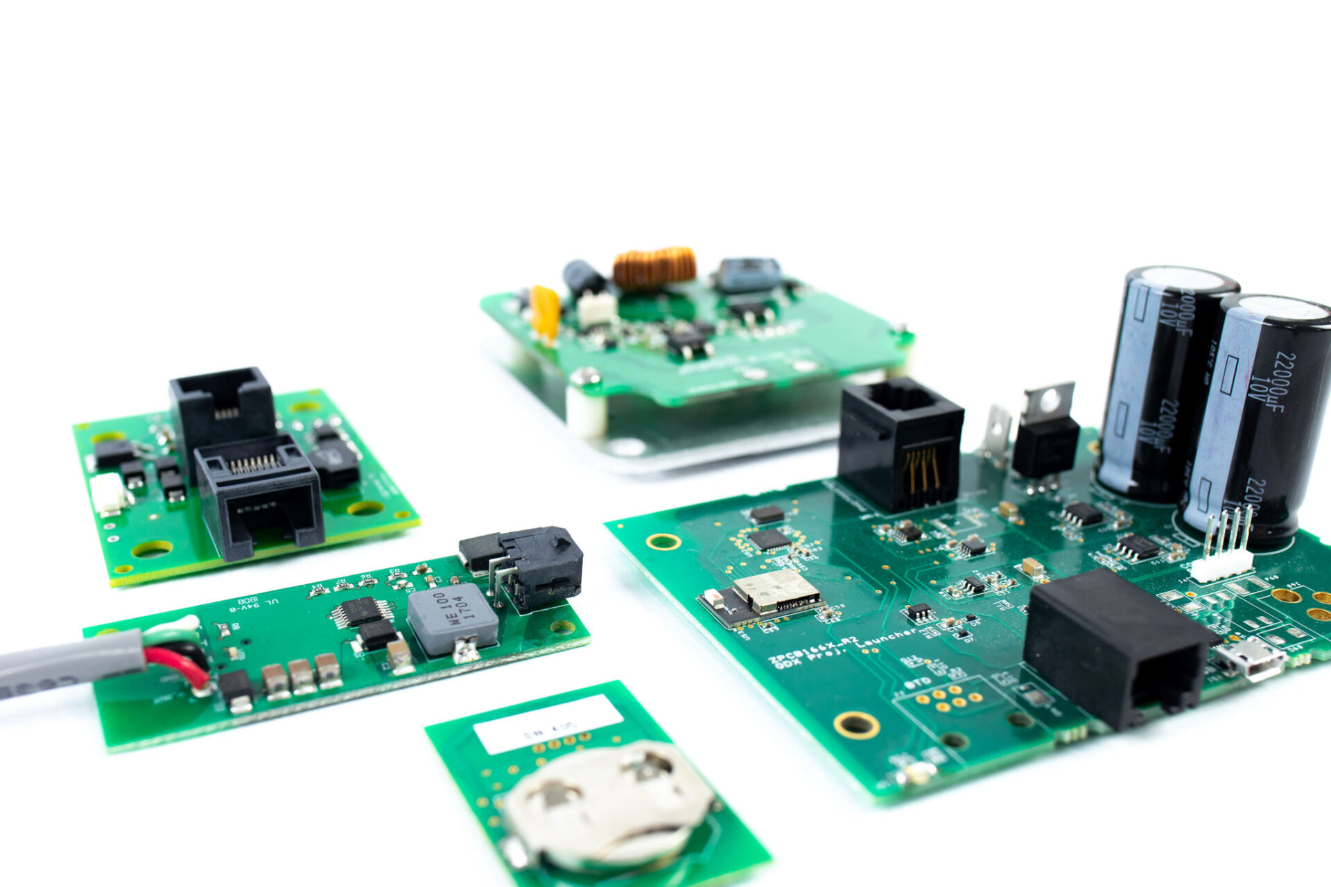 miscellaneous PCB boards