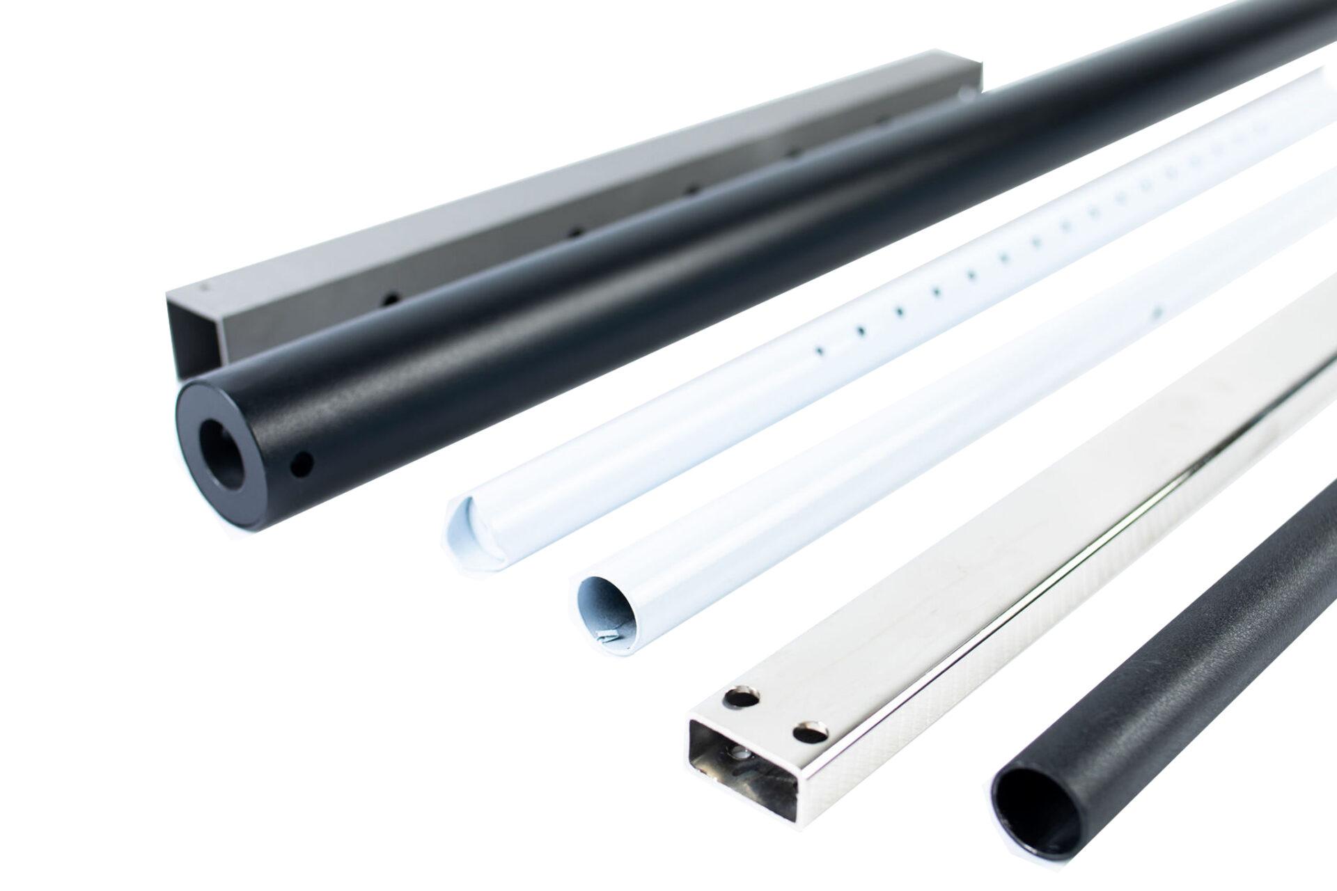 miscellaneous metal tubes